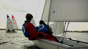 Darien Sailing Team